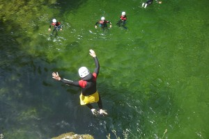 Journée Canyoning : Grand Canyon