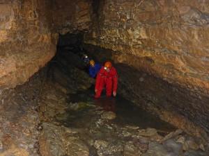 Abenteuer Höhlentour