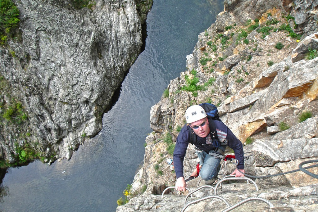 Canyon Ardèche – Canyoning : Besorgues-Canyon