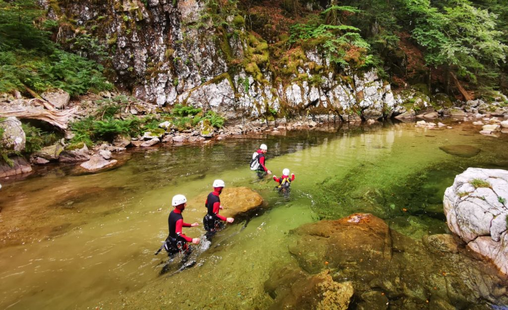 Grand Canyon | Ardèche canyoning for athletic visitors