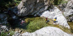 Canyon Haute Ardèche